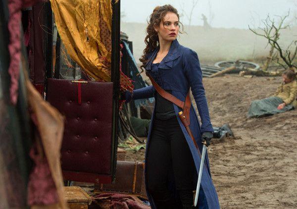Elizabeth and Lady Catherine Pride and Prejudice?