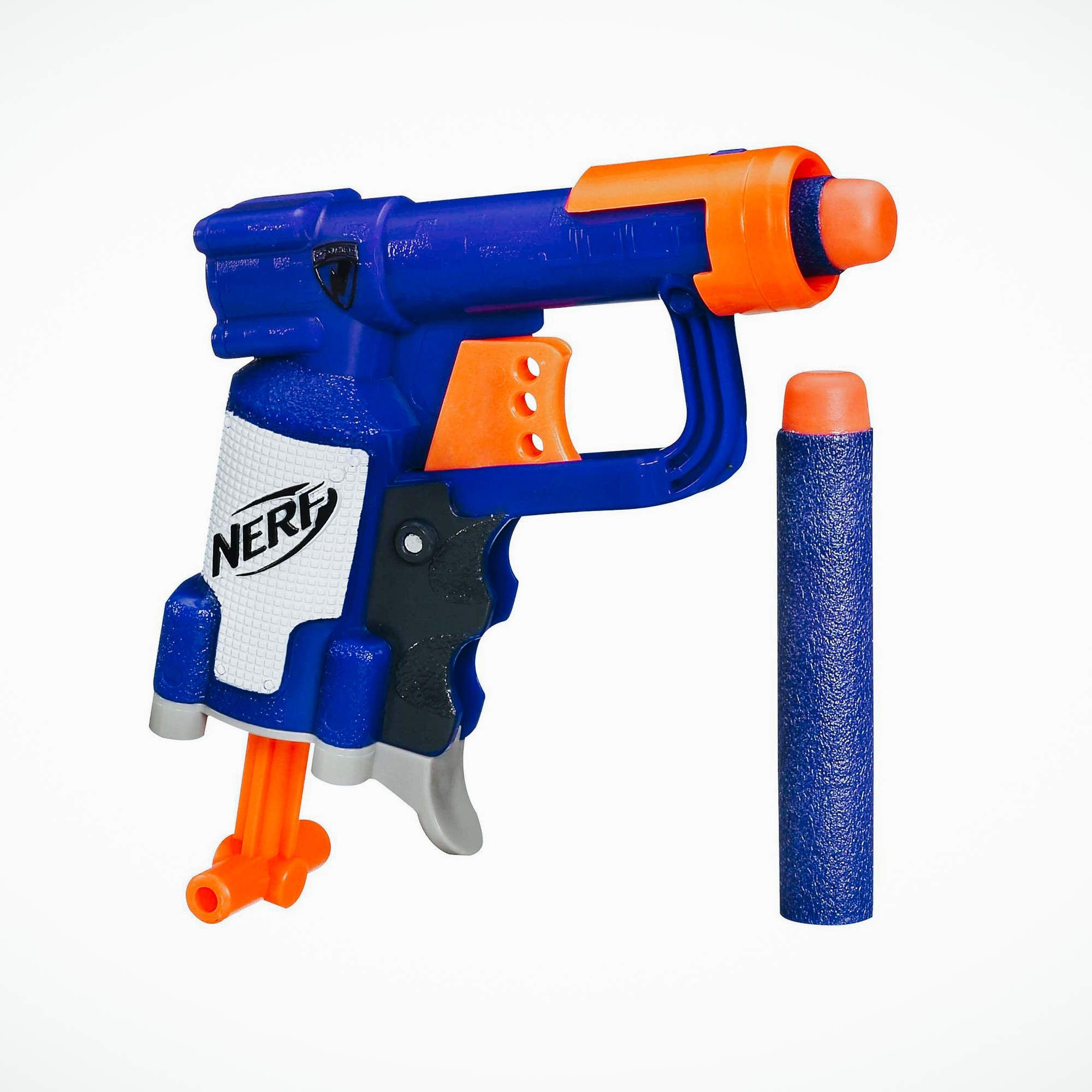 Check out this Nerf Deal on Amazon! Get this Nerf N-Strike GlowShot Blaster  for only $4.15! Normally $18.99! Illuminate the battle with the light-up ...