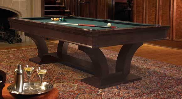 Brunswick Pool Table Treviso