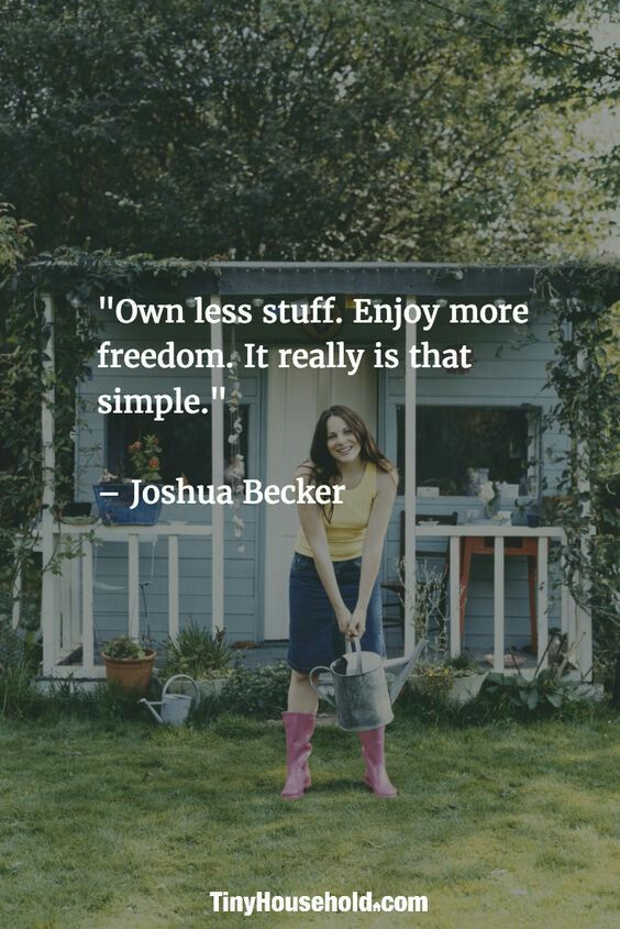 Freedom Minimalism Pinterest Quotes House Quotes And Minimalism