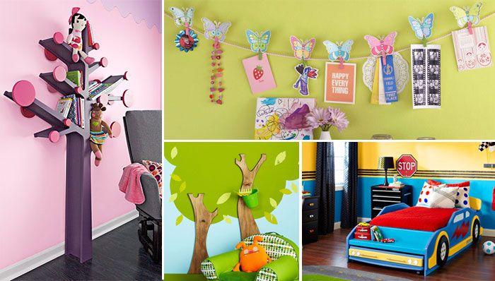 Examples of kids\' room decorating | Home - Kool Kids Rooms ...