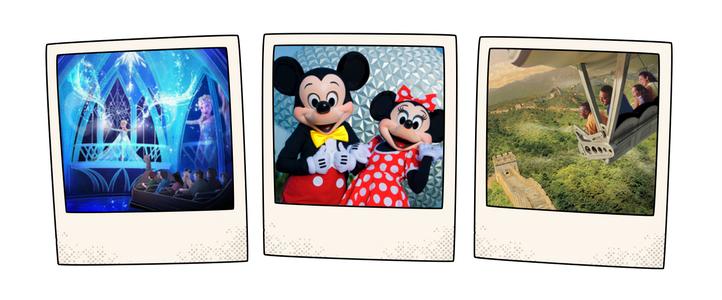 Walt Disney World Epcot Orlando