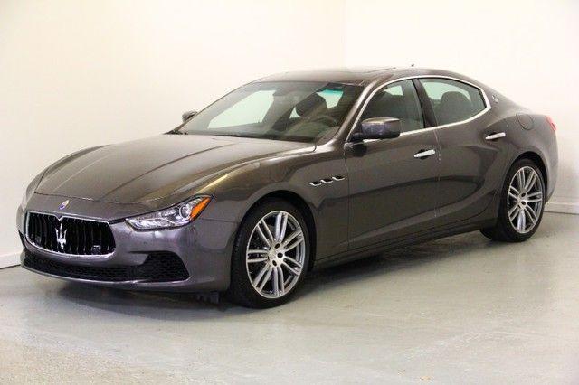 New 2016 Maserati Ghibli For Sale Seattle Wa Vin Zam57rta5g1168307 Maserati Maserati Ghibli Luxury Cars For Sale