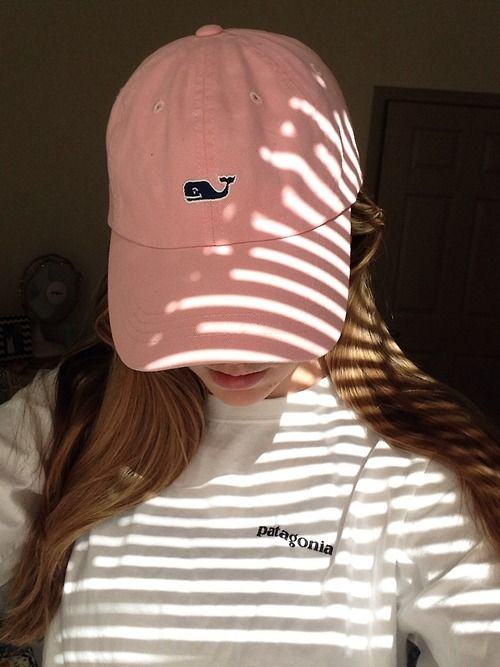 Vineyard Vines Baseball Cap Fashion Preppy Preppy Outfits