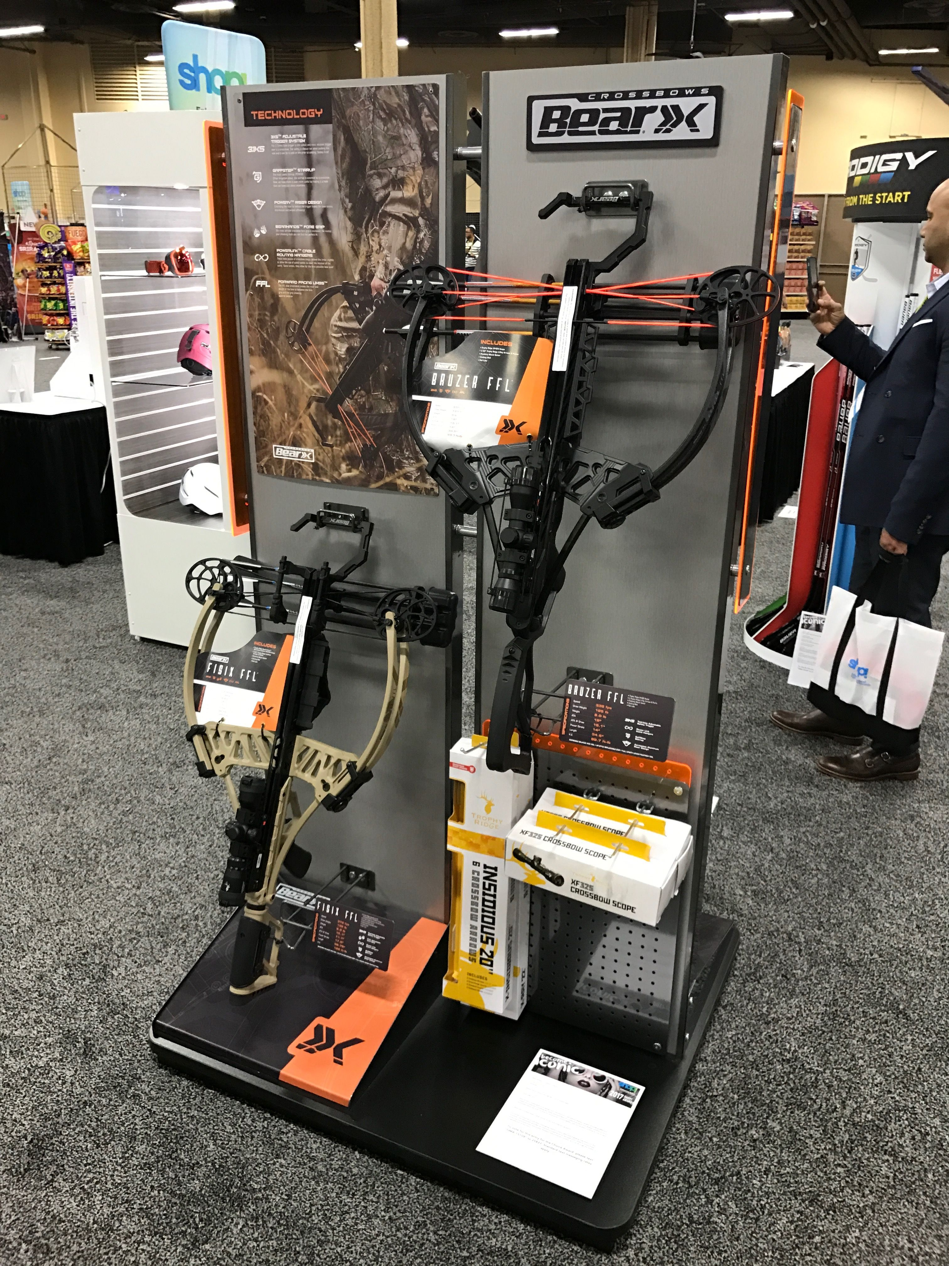 Looking To Purchase This Unit: Bear Archery Free Standing Unit