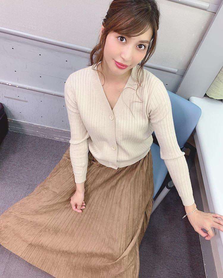 インスタ 大島 麻衣 元AKB48大島麻衣さんがインスタで着ていた私服のシャツワンピ【ur's/ユアーズ】
