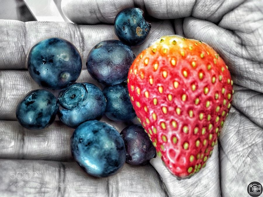 """""""Better than any argument is to rise at dawn with a pick dew-wet berries in a cup."""" by sasalshakarchi"""