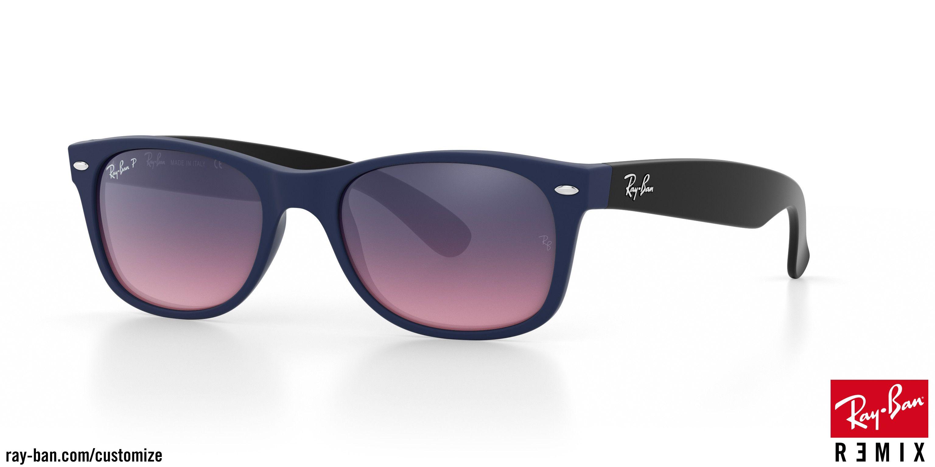 65602bbba3 Regardez qui s intéresse à ces nouvelles Ray-Ban new wayfarer lunettes de  soleil