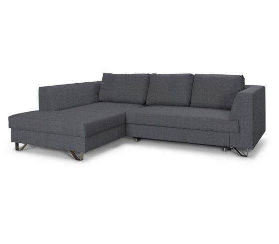 Wohnlandschaft Grau Mit Bettfunktion Couch Pinterest