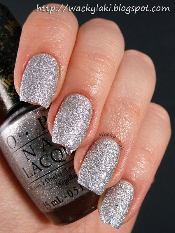 OPI It\'s Frosty Outside from the Mariah Carey (Holiday 2013 ...