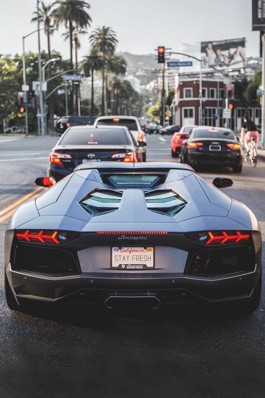 Lamborghini California | Lamborghini aventador ...