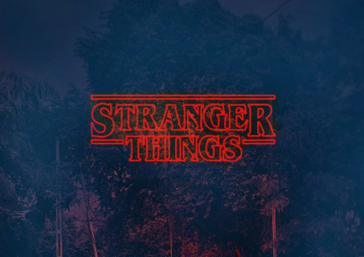 Stranger Things Wallpaper Quotes Daily in 2020