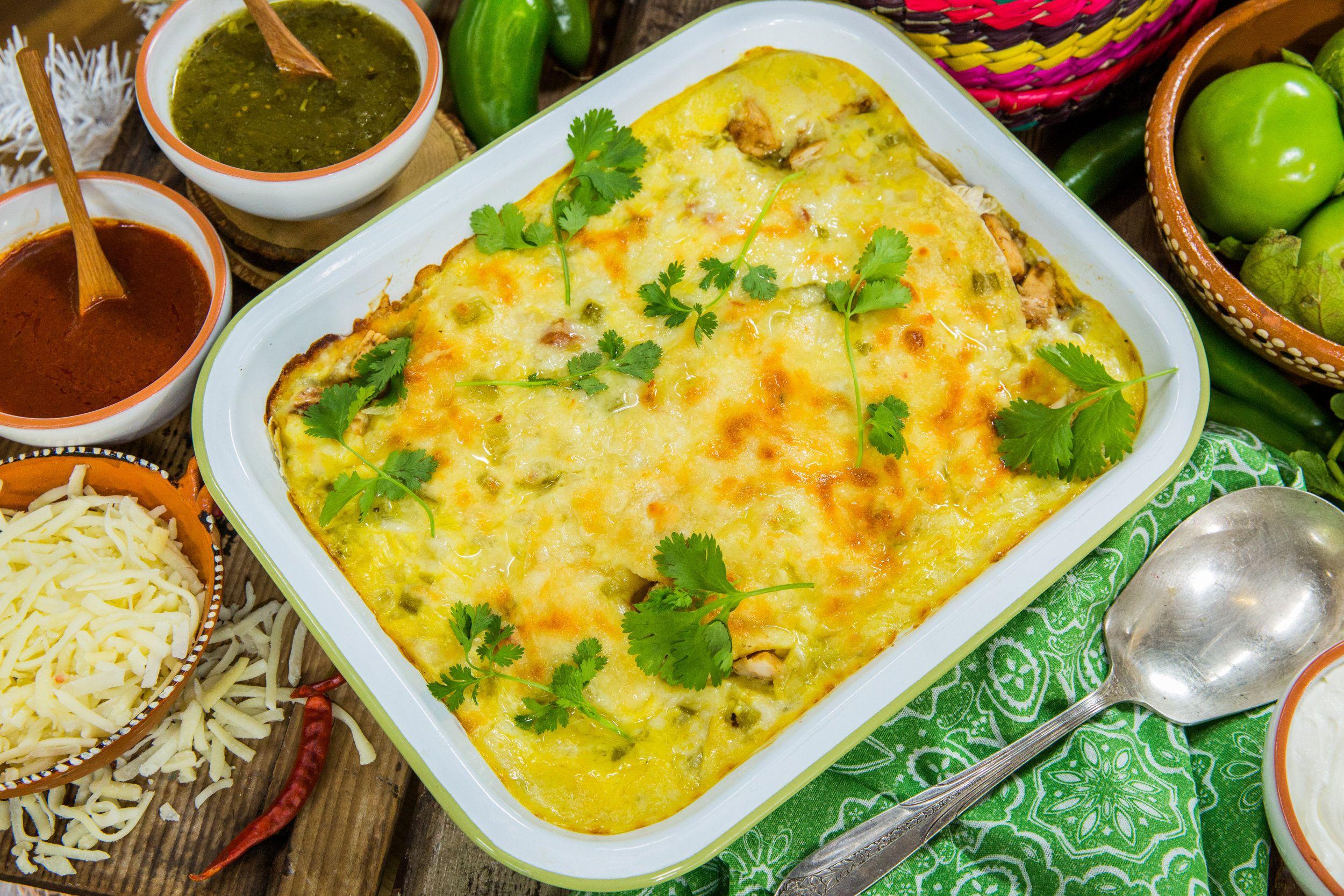 King ranch enchiladas recipe recipes season 4 pinterest want a classic enchilada recipe legendary recording artist larry gatlin wife janis gatlin forumfinder Images