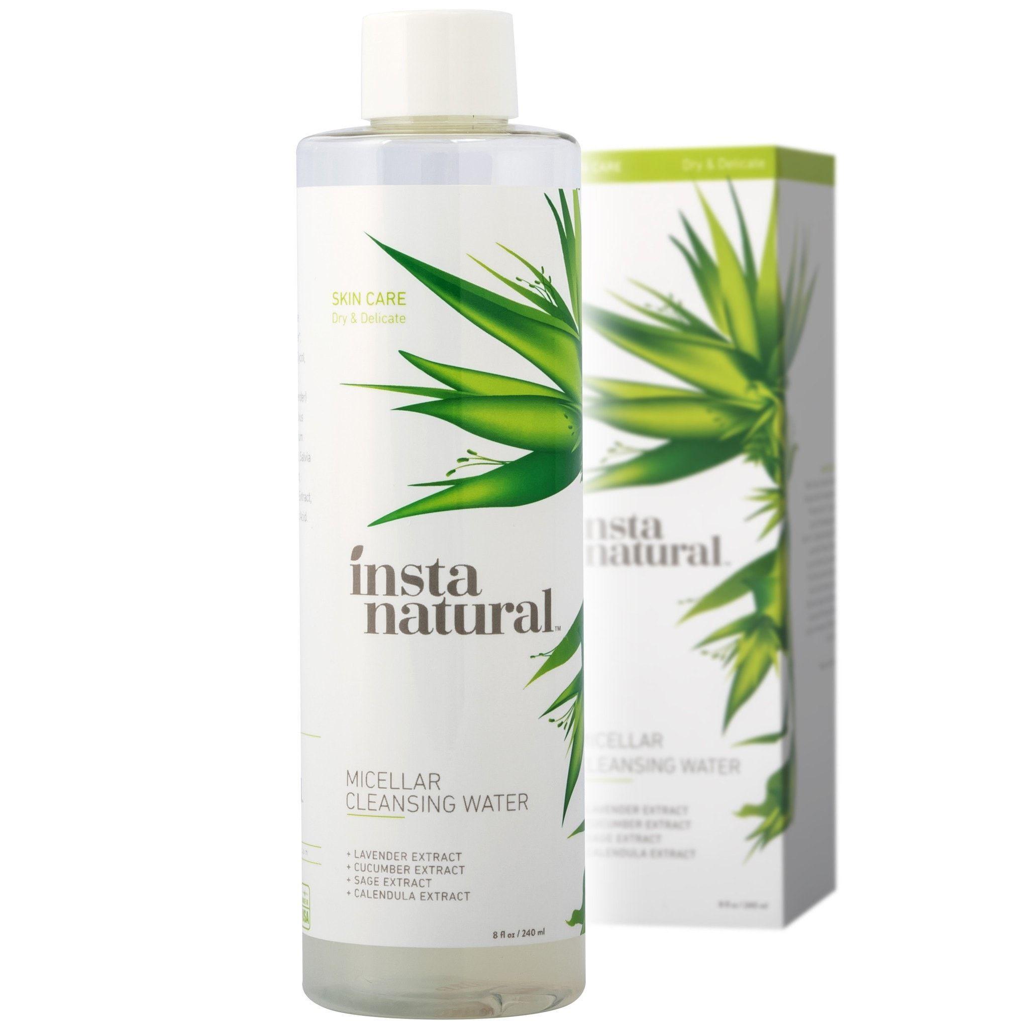 Micellar Water Micellar water, Natural makeup remover