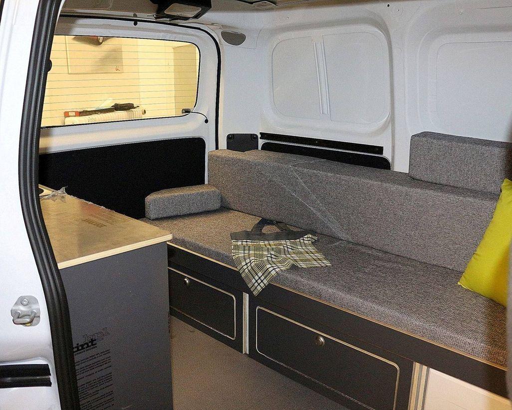 49 Inspiring Mini Van Camping Organization Ideas Camping