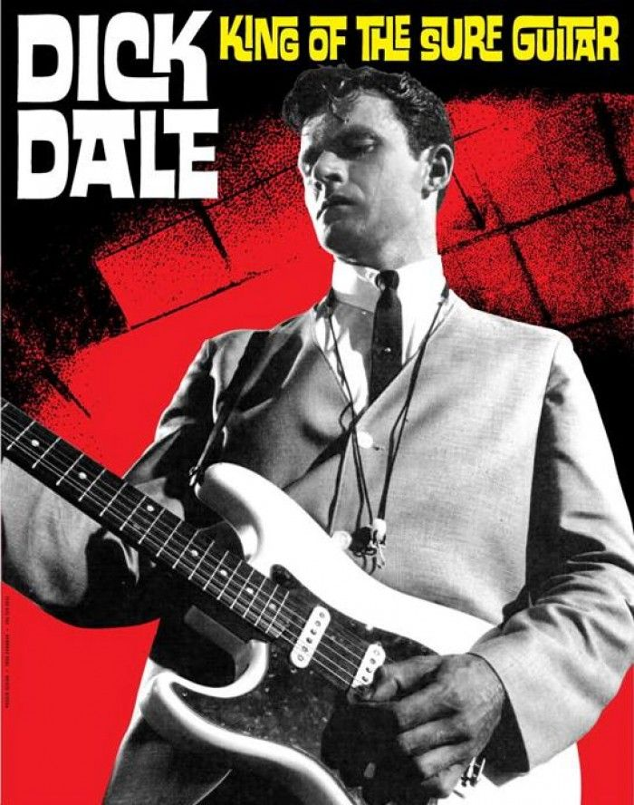 Dick Dale He Said He Picked Up His Style From Middle Eastern Music