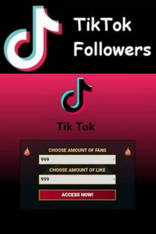 Tiktok Free Followers Generator Daily Update Free Followers Free Following