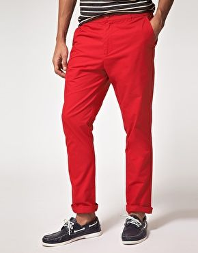 Why are chinos so attractive..