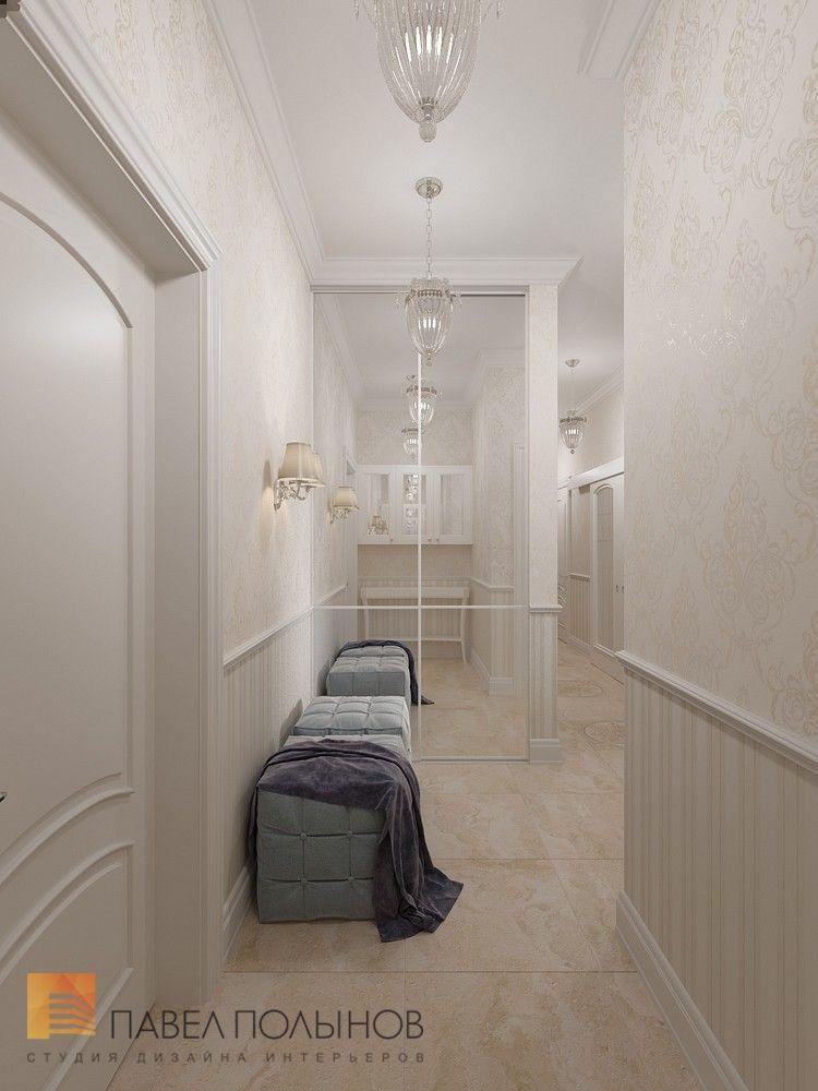 Фото: Прихожая - Интерьер двухкомнатной квартиры в ЖК ...