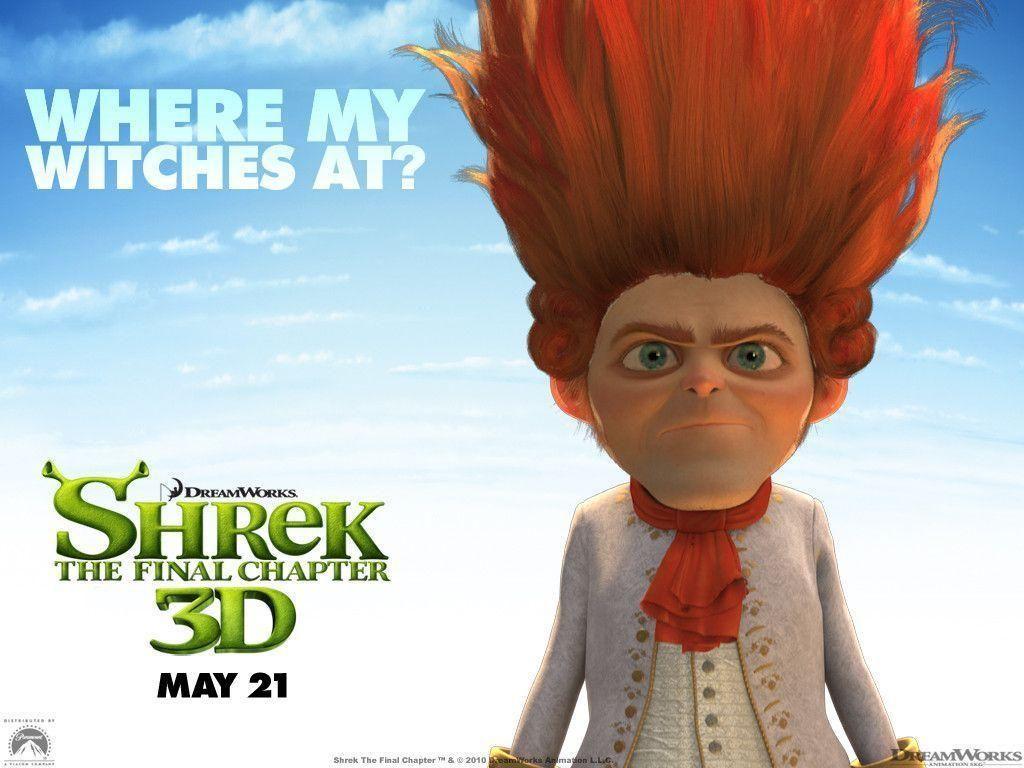 Shrek Forever After Was The Perfect Farewell To The Franchise Shrek Rumpelstiltskin Shrek Character