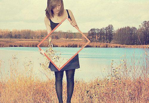 Illusionism! interesting idea w/ photoshop.