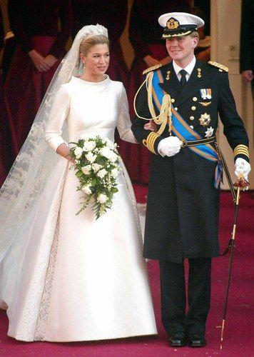 Les people en robe blanche a donne quoi pays bas les pays bas et le pays - 55 ans de mariage noce de quoi ...