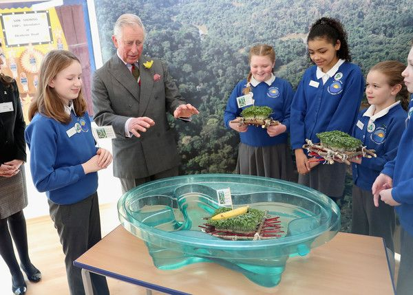 Prince Charles Photos Photos: The Prince Of Wales Visits Wales #visitwales