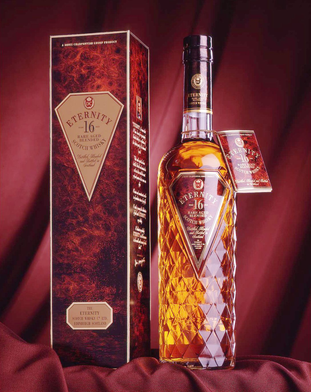 Eternity 16 Years Old Whisky Memento Linea Liquor Bottles Whisky Vodka