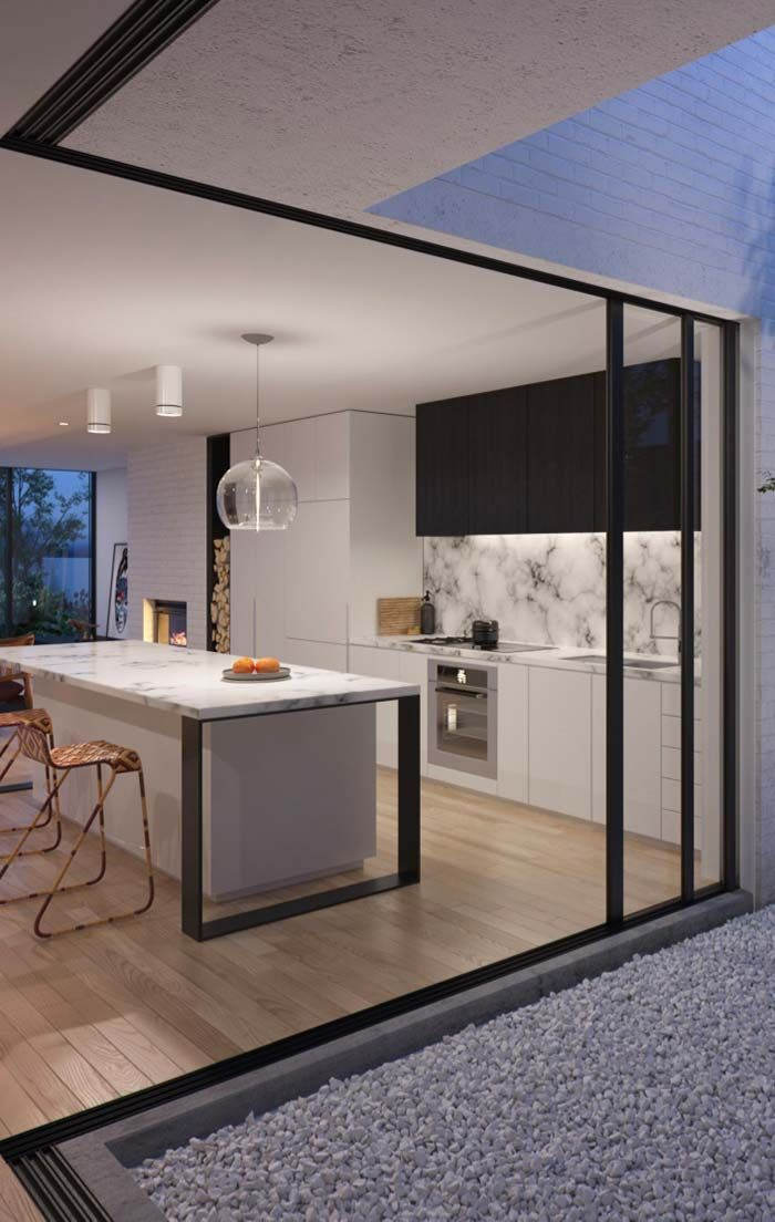 Casas Modernas 100 Modelos, Por Fora, Por Dentro e Fotos