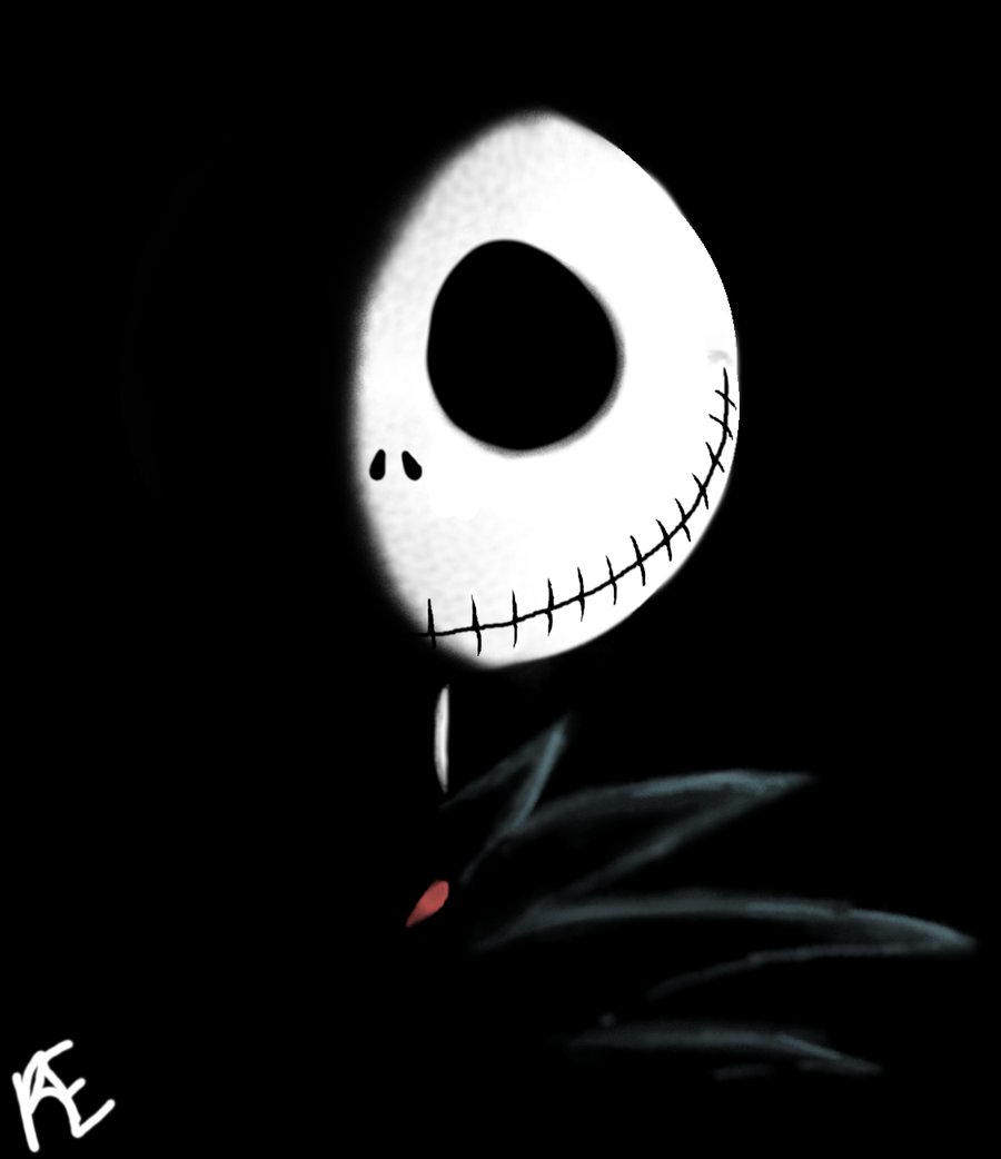 Jack Moon Jack Skellington Drawing
