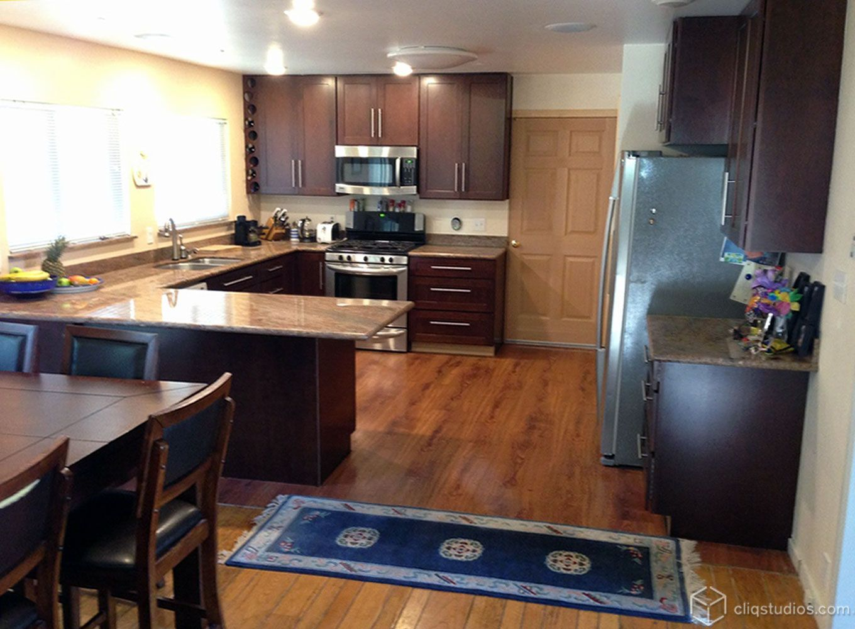 Dayton Shaker Kitchen Cabinets | Kitchen remodel photos ...