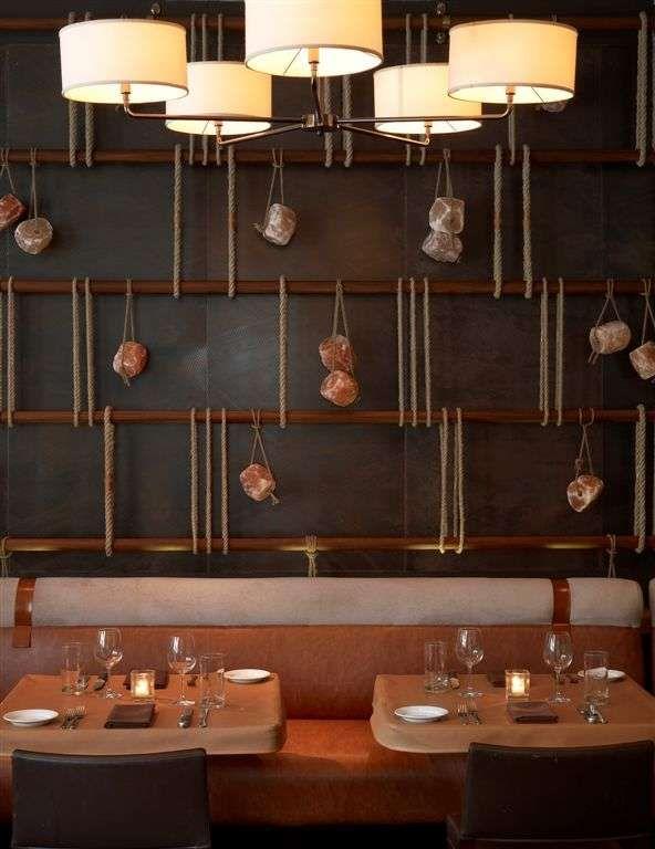 Transparent pod lodgings restaurants and bars - Commercial interior design chicago ...