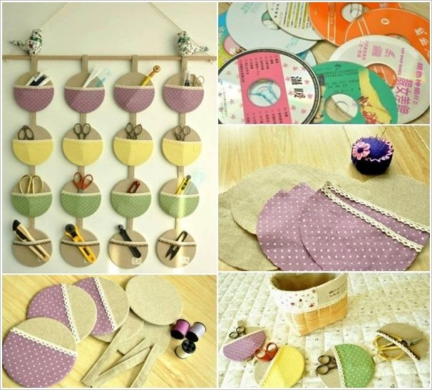 20+ Brilliant Recycle Old CDs Craft Ideas | Reuse recycle, Reuse and ...