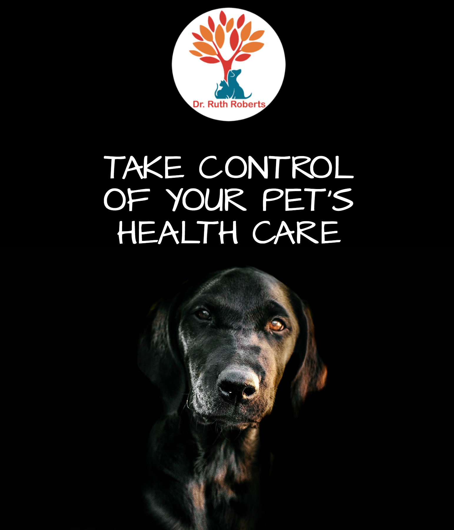 Dr. Ruth helps you keep your pet healthy, naturally. One