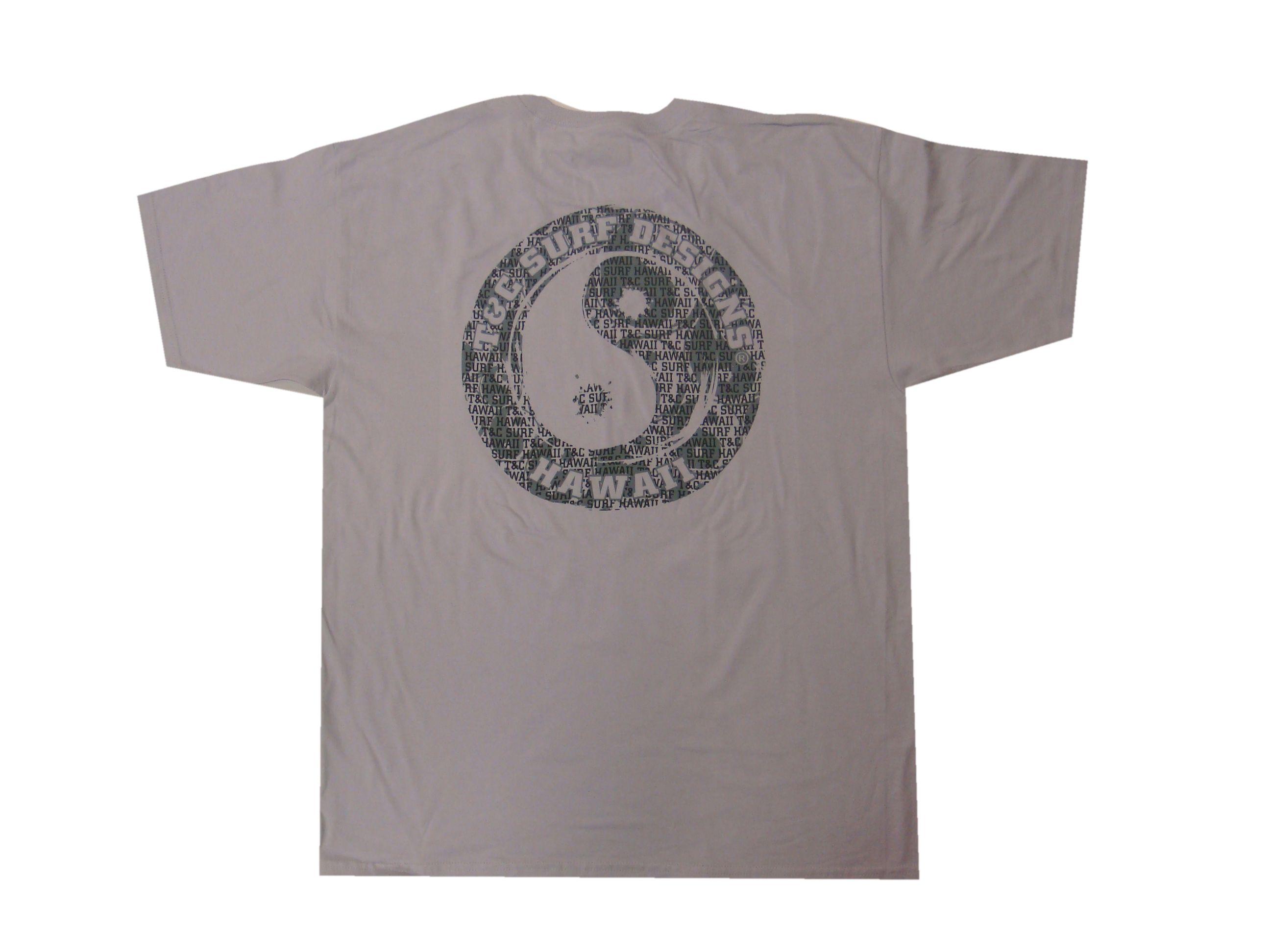 Stamp Logo Design #tcsurf #tshirt #yinyang