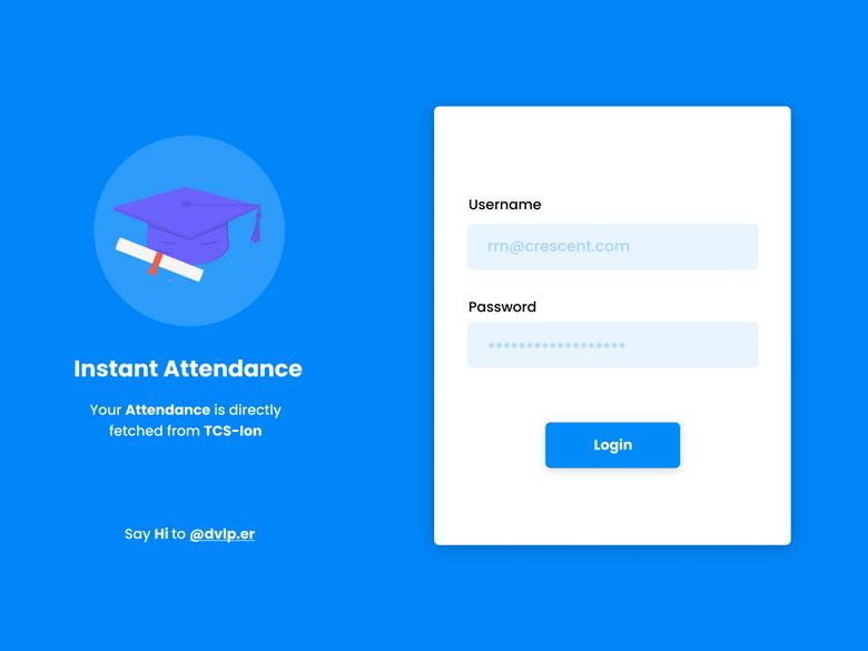 Attendance Management App App Design App Mobile App Design