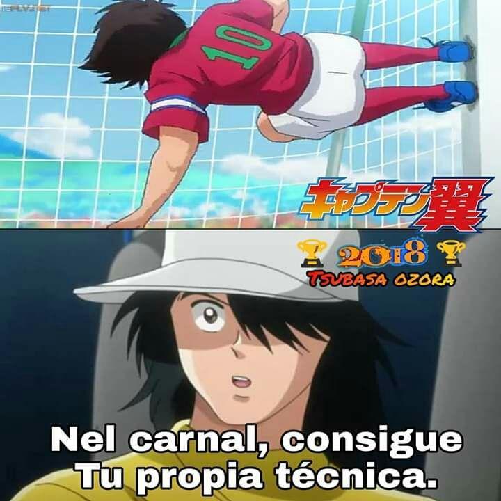 Imagenes/ Memes De Captain Tsubasa - 36