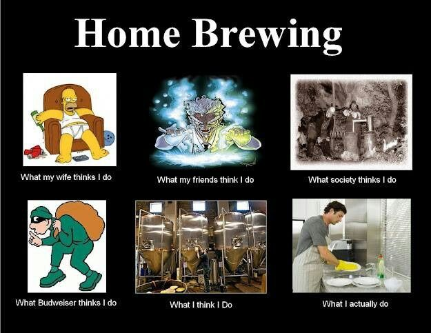 The truth about homebrewing.