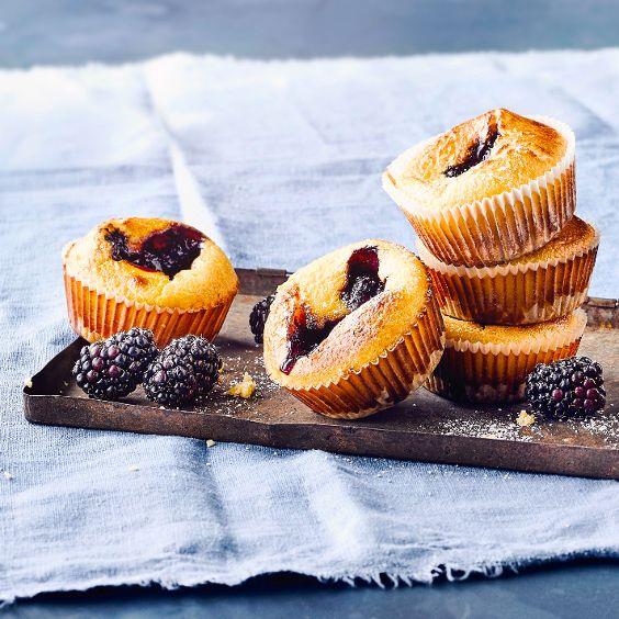 Frischkasemuffins Rezept Fruhstucks Rezepte Kuchen Dessert