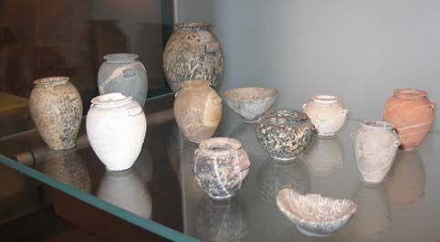 El-Gerzeh stenkrukker