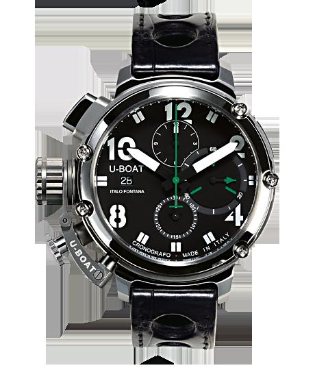 Chimera U-BOAT by ITALO FONTANA MOVEMENT:  automatic mechanical chronograph