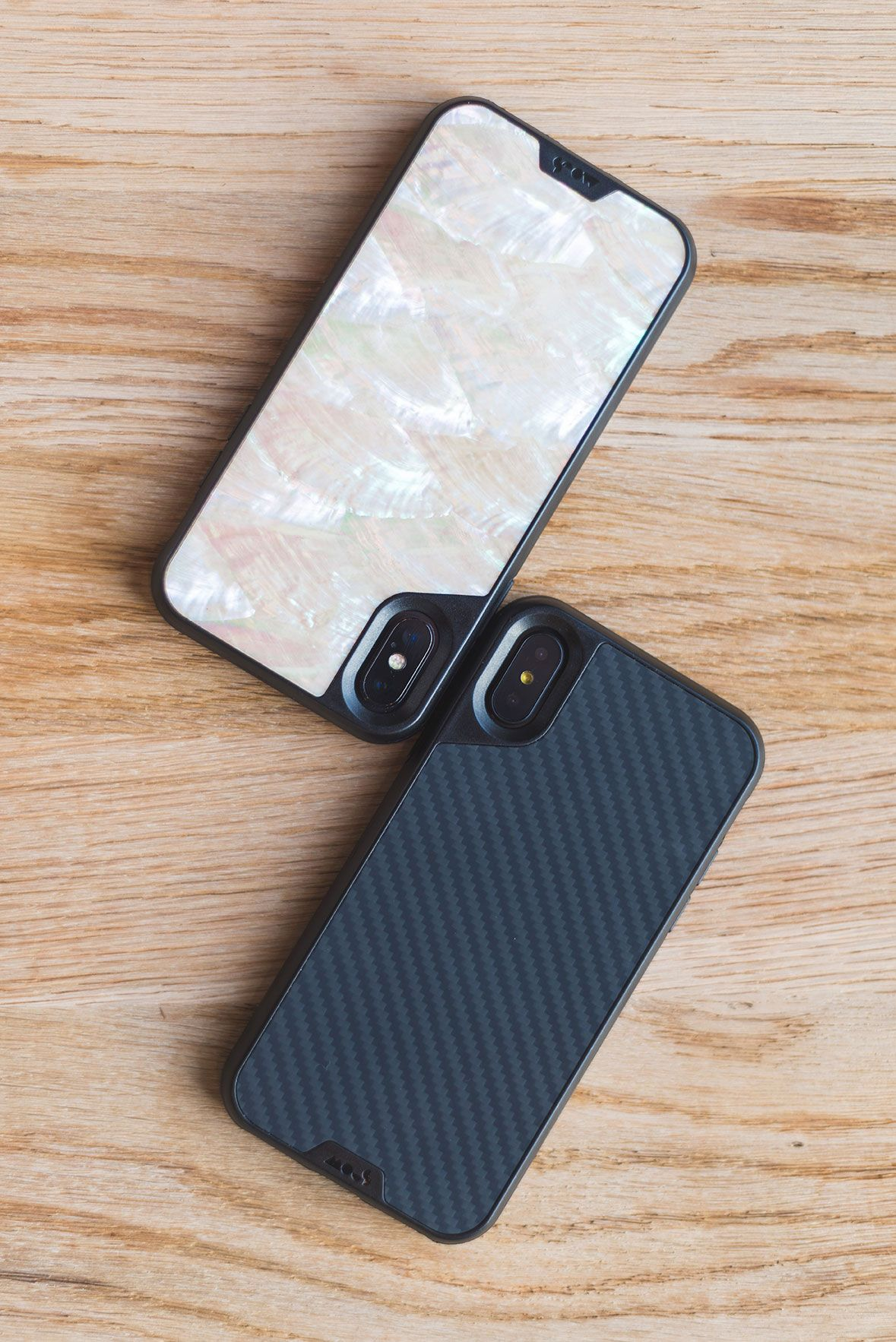 another chance 00740 90a22 iPhone X White Shell Case x Carbon Fibre case - Design - Style ...
