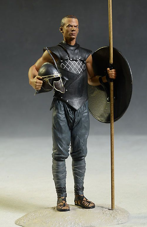 Game of Thrones Margaery, Grey Worm figure Game of