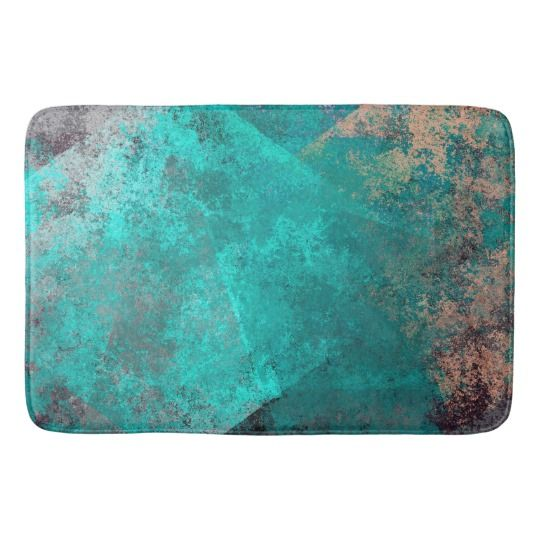 The Texture Of Teal And Turquoise: Abstract Turquoise Teal Grunge Texture Background Bathroom