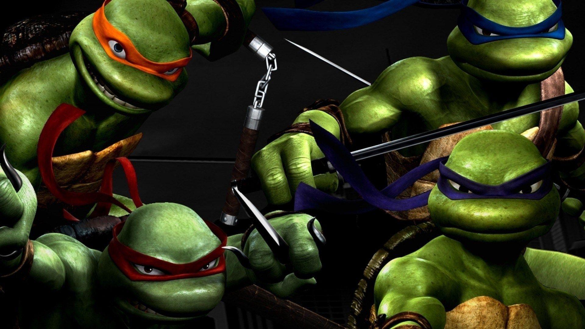 Ninja Turtles Wallpaper Pictures Widescreen Desktop