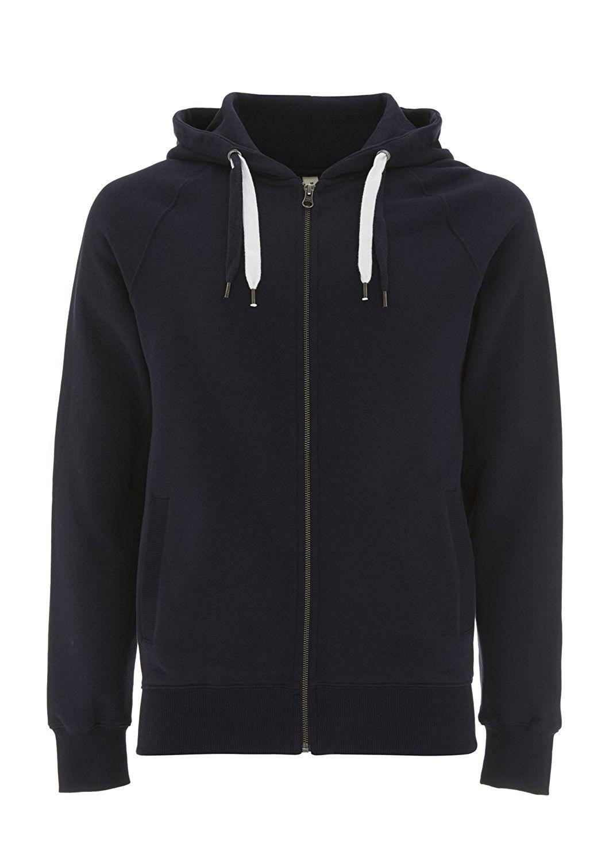 Zip up hoodies for men fleece jacket mens zipper cotton hooded