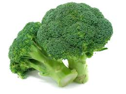 Steam or stir fry broccoli until it's bright green - then remove from heat.