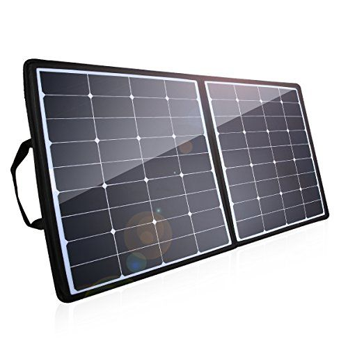 High Effiency 100w Solar Charger Poweradd 18v 12v Fold Solar Panels Best Solar Panels Diy Solar Panel