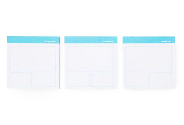S/6 Project Planner Adhesive Notes on OneKingsLane.com