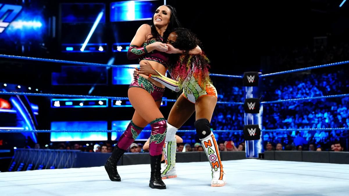 Naomi Reveals Why She Recently Took Time Away From WWE